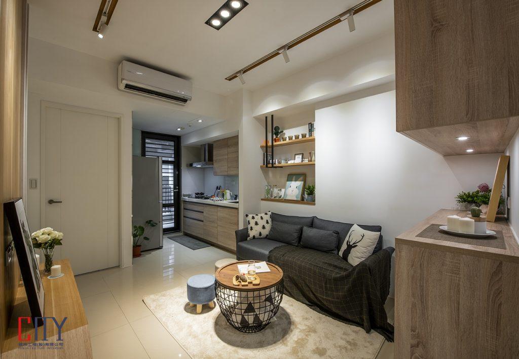 室內設計-住宅裝修-商業空間-樣品屋